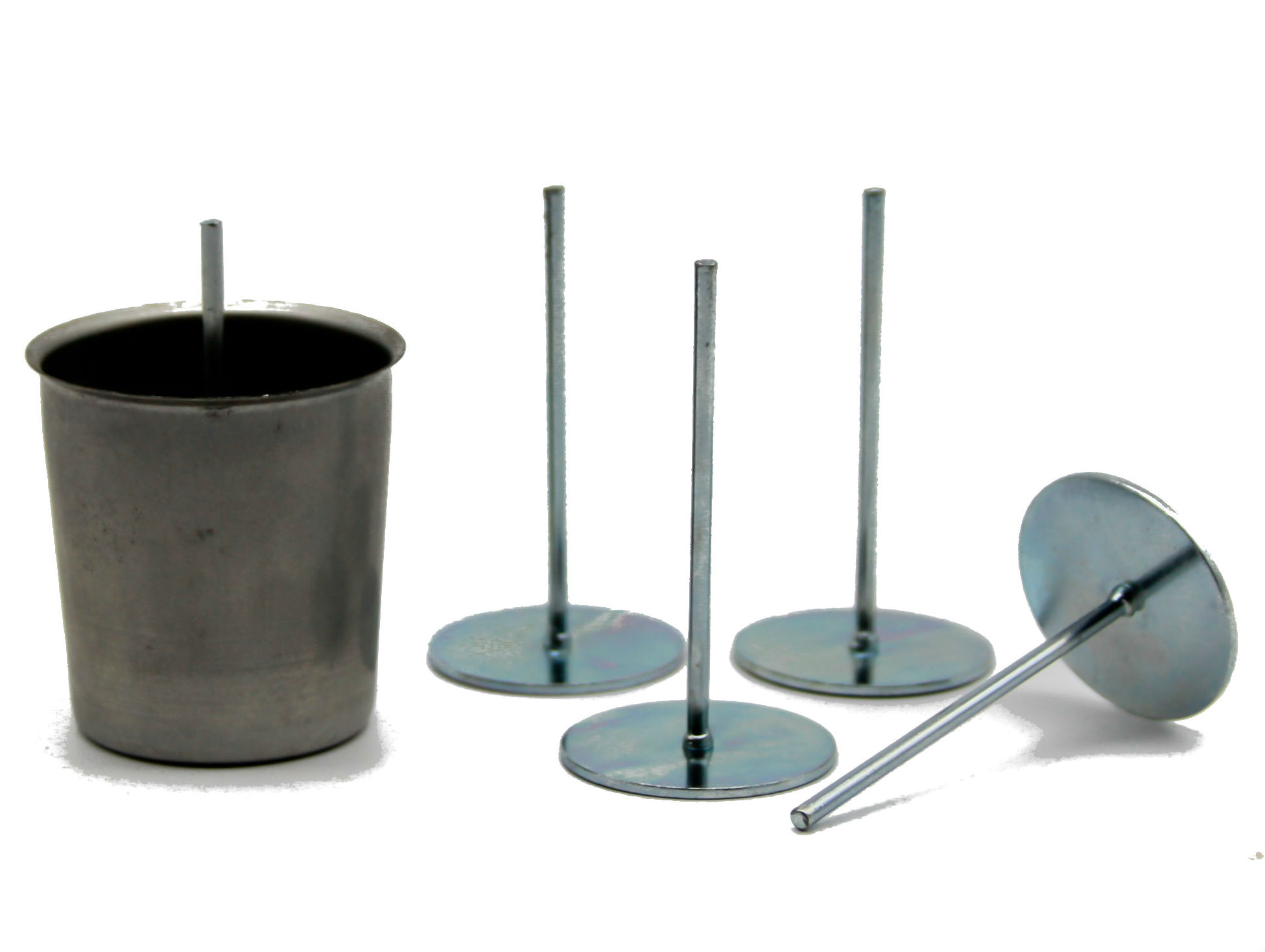 Wick Pins For Votive Candle Molds